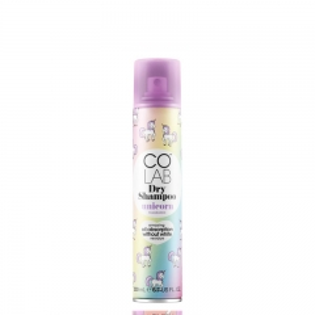 Dry Shampoo Unicorn - photo ambalaze
