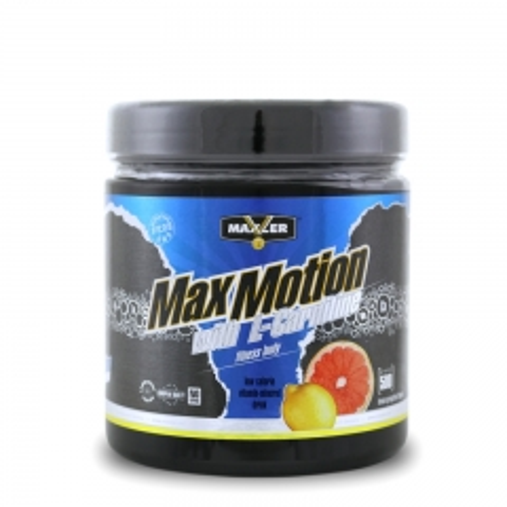 Max Motion - photo ambalaze