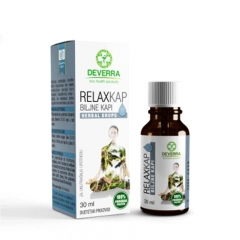 Relaxkap 30ml - photo ambalaze