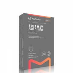 AstaMax 60 kapsula - photo ambalaze
