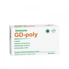 GD-poly 60 kapsula - photo ambalaze