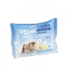Anti Bite Wipes - photo ambalaze