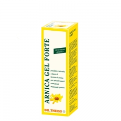 Arnica gel Forte - photo ambalaze