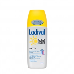 Aktiv Spray SPF 30 - photo ambalaze