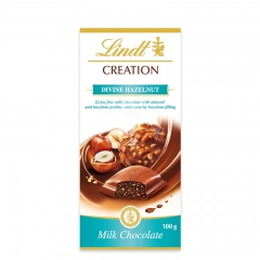 Creation Divine Hazelnut - photo ambalaze