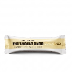White Chocolate Almond Bar - photo ambalaze