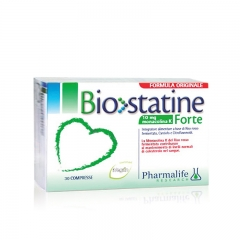 Biostatine Forte 30 tableta - photo ambalaze