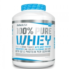 100% Pure Whey protein 2,27kg - photo ambalaze
