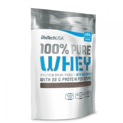 100% Pure Whey protein 454g - photo ambalaze