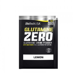 Glutamine Zero limun 12g - photo ambalaze