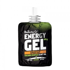 Energy Gel formula narandža 60g - photo ambalaze