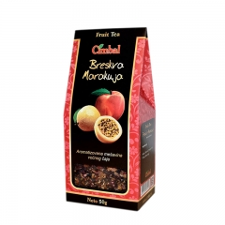 Čaj breskva - marakuja - photo ambalaze