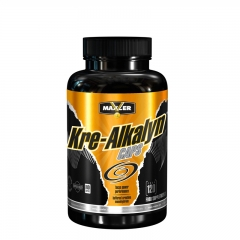 Kre-Alkalyn Creatine 120 kapsula - photo ambalaze