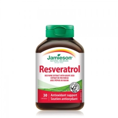 Resveratrol 30 kapsula - photo ambalaze