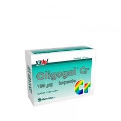 Oligogal Cr 50mcg 30 kapsula - photo ambalaze