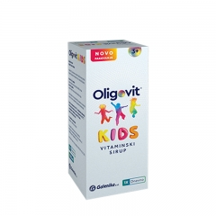 Oligovit sirup 100ml - photo ambalaze