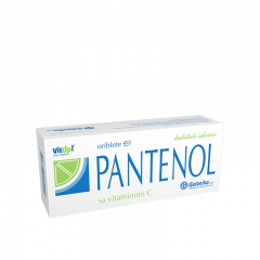 Pantenol sa vitaminom C 20 oribleta - photo ambalaze
