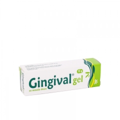 Gingival C gel 15g - photo ambalaze
