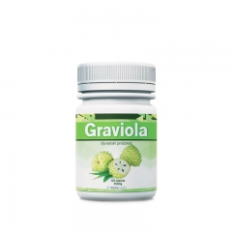Graviola 350mg 120 kapsula - photo ambalaze