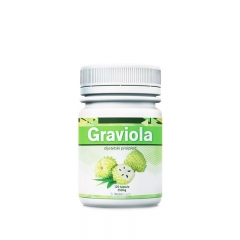 Graviola 350mg 120 kapsula - photo ambalaze