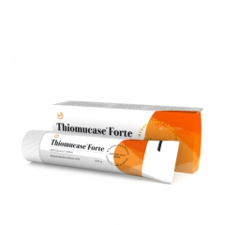 Thiomucase Forte anticelulit krema 100g - photo ambalaze