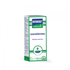 Herbiko sirup jagorčevina 125ml - photo ambalaze