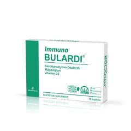 Buladri Immuno za odrasle 10 kapsula - photo ambalaze
