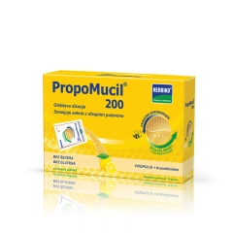 Herbiko Propomucil 200 x 10 kesica - photo ambalaze