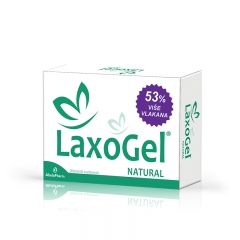 Laxogel Natural 10 kesica - photo ambalaze
