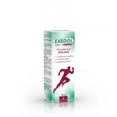Exedol Zglobex sprej 50ml - photo ambalaze