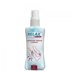 Zglobex Relax sprej 100ml - photo ambalaze