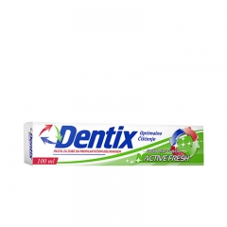Active Fresh pasta za zube 100ml - photo ambalaze