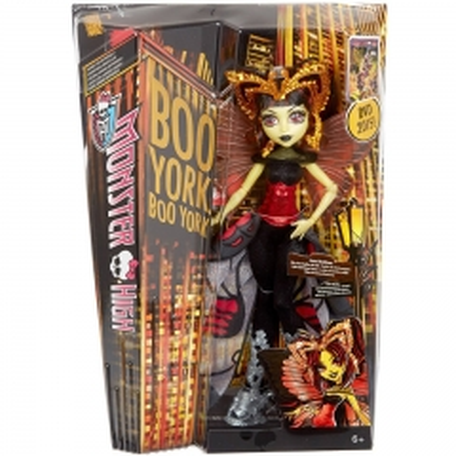 Monster High Boo York - photo ambalaze