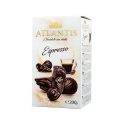 Atlantis bombonjera Espresso 200g - photo ambalaze