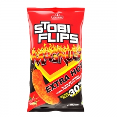 Stobi flips Magnus Extra Hot 200g - photo ambalaze