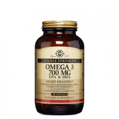 Omega 3 Double Strength 30 kapsula - photo ambalaze