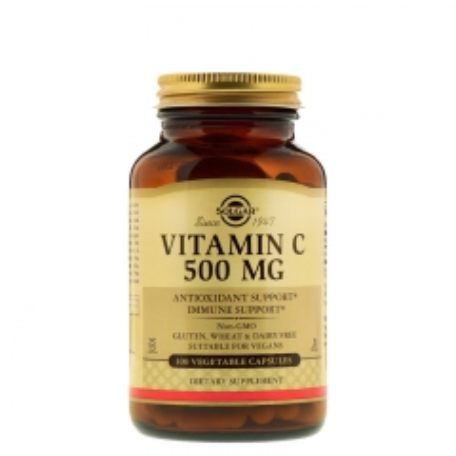 Vitamin C 500mg 100 kapsula - photo ambalaze