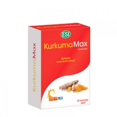 Kurkuma Max 30 kapsula - photo ambalaze