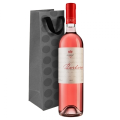 Barbara vino roze 750ml - photo ambalaze