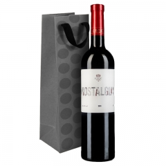 Nostalgija crveno vino 750ml - photo ambalaze