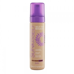 Mousse Dark pena 200ml - photo ambalaze