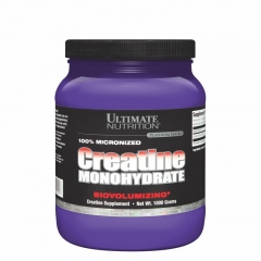Creatine Monohydrate 1kg - photo ambalaze