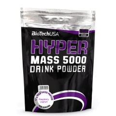 Hyper Mass 5000 malina-jogurt 1000g - photo ambalaze