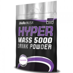 Hyper Mass 5000 čokolada 4000g - photo ambalaze