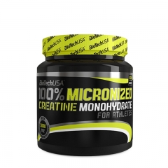 100% Creatine Monohydrate 500g - photo ambalaze