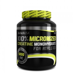 100% Creatine Monohydrate 1kg - photo ambalaze
