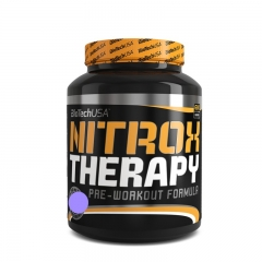 Nitrox Therapy pre-workout formula grožđe 680g - photo ambalaze