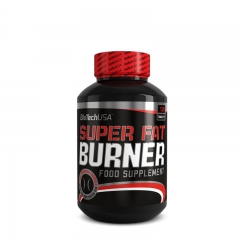 Super Fat Burner 120 tableta - photo ambalaze