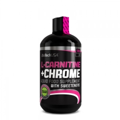 L-Carnitine+Chrome tečni narandža 500ml - photo ambalaze