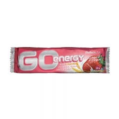 Go energy bar jagoda-jogurt 40g - photo ambalaze